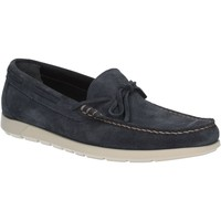 Schoenen Heren Mocassins Maritan G 460363 Blauw