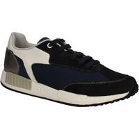 Schoenen Heren Lage sneakers Keys 3061 Bleu