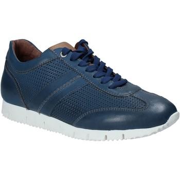Schoenen Heren Lage sneakers Maritan G 140557 Blauw