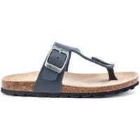 Schoenen Kinderen Slippers Lumberjack SB78706 003 S03 Blauw