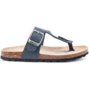 Schoenen Kinderen Slippers Lumberjack SB78706 003 S03 Bleu
