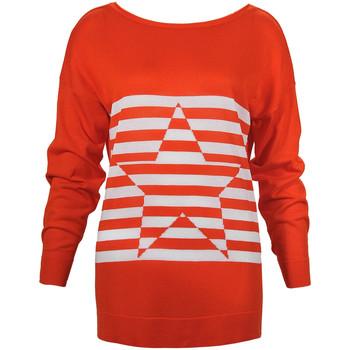 Textiel Dames Truien Denny Rose 73DR15013 Oranje