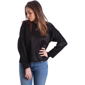 Textiel Dames Sweaters / Sweatshirts Ea7 Emporio Armani 6XTM68 TN11Z Zwart