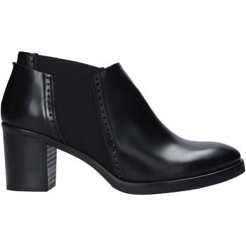 Schoenen Dames Low boots Mally 5400 Zwart