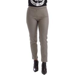 Textiel Dames Chino's Gaudi 64FD20235 Zwart