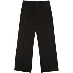 Textiel Dames Anzughosen Fornarina BIF1I68C96600 Zwart