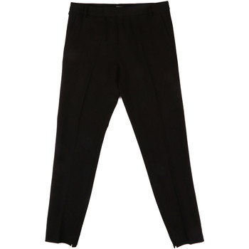 Textiel Dames Anzughosen Fornarina BIF1I70L24700 Zwart