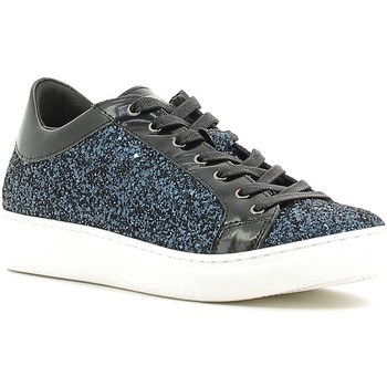 Schoenen Dames Lage sneakers Grunland SC2074 Blauw