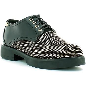 Schoenen Dames Derby Byblos Blu 6670H5 Zwart