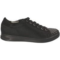 Schoenen Dames Lage sneakers Geox D621BC 0QS22 Zwart
