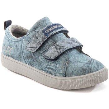 Schoenen Kinderen Lage sneakers Lumberjack SB32705 005 M64 Bleu