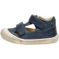Schoenen Kinderen Sandalen / Open schoenen Naturino 2013359 02 Blauw