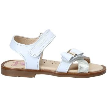 Schoenen Meisjes Sandalen / Open schoenen Pablosky 0534 Wit
