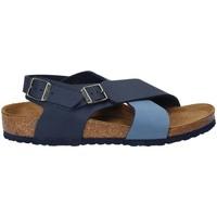 Schoenen Kinderen Sandalen / Open schoenen Birkenstock 1008506 Blauw