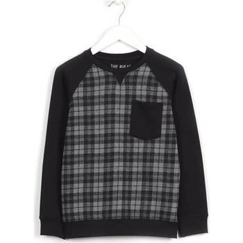 Textiel Kinderen Sweaters / Sweatshirts Losan 623 6004AA Zwart