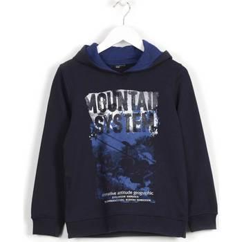 Textiel Kinderen Sweaters / Sweatshirts Losan 623 6652AA Blauw