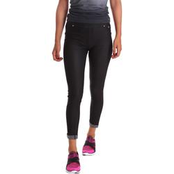 Textiel Dames Leggings Key Up 5DGS8 0001 Zwart