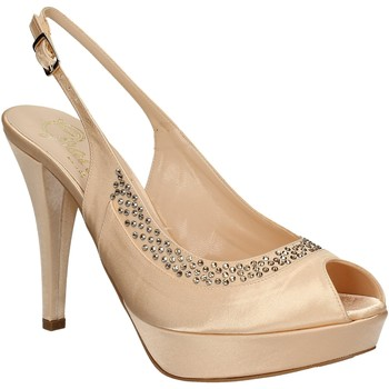 Schoenen Dames Sandalen / Open schoenen Grace Shoes 2046 Goud
