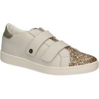 Schoenen Dames Lage sneakers Keys 5059 Wit