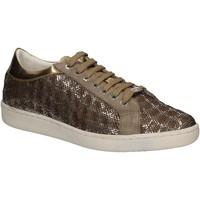 Schoenen Dames Lage sneakers Keys 5052 Goud