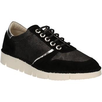 Schoenen Dames Lage sneakers Mally 5938 Zwart