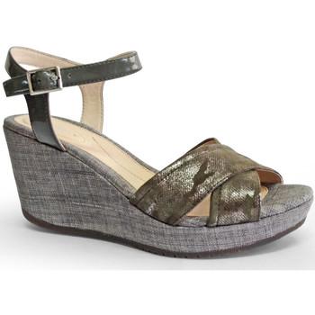 Schoenen Dames Sandalen / Open schoenen Stonefly 108308 Grijs