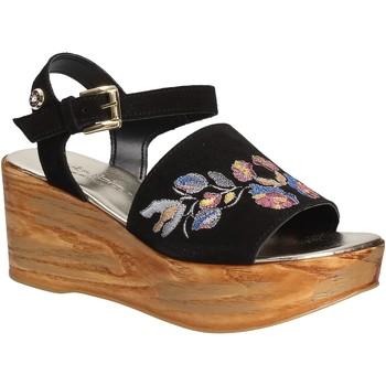 Schoenen Dames Sandalen / Open schoenen Byblos Blu 672210 Zwart