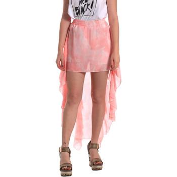 Textiel Dames Rokken Fornarina BE172C07CA11C5 Roze