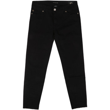 Textiel Dames Skinny jeans Fornarina BER1L01D840VA Zwart