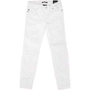 Textiel Dames Skinny jeans Fornarina BER1L01D851VJ Wit