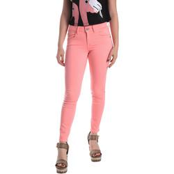 Textiel Dames Skinny Jeans Fornarina SE171L46D86868 Roze