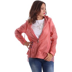 Textiel Dames Windjacken Fornarina SE173C30N29968 Roze