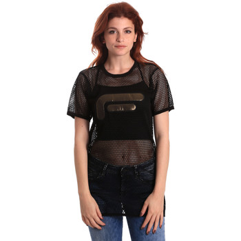 Textiel Dames Tops / Blousjes Fornarina SE175J69H26600 Zwart