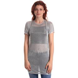Textiel Dames Tops / Blousjes Fornarina SE175J69H27090 Grijs
