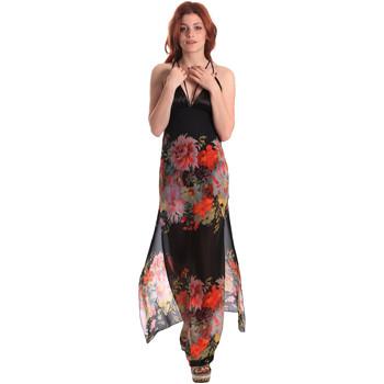 Textiel Dames Lange jurken Fornarina SE178D67CA0700 Zwart