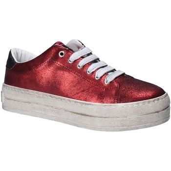 Schoenen Dames Lage sneakers Fornarina PE17MX1108R076 Rood