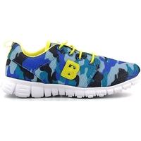 Schoenen Kinderen Lage sneakers Blaike BS180003S Blauw