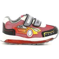 Schoenen Jongens Lage sneakers Lumberjack SB02405 007 M67 Rood