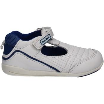 Schoenen Kinderen Sandalen / Open schoenen Chicco 01057463 Wit