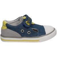 Schoenen Kinderen Lage sneakers Chicco 01057471 Blauw