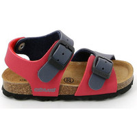 Schoenen Kinderen Sandalen / Open schoenen Grunland SB0025 Rood