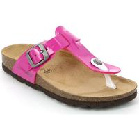 Schoenen Kinderen Slippers Grunland CB0928 Roze