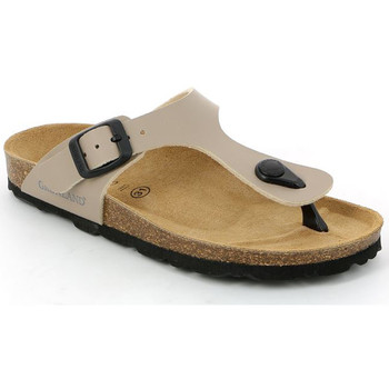Schoenen Kinderen Slippers Grunland CB0926 Beige