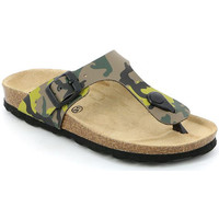 Schoenen Kinderen Slippers Grunland CB0406 Groen
