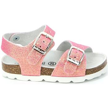 Schoenen Meisjes Sandalen / Open schoenen Grunland SB0024 Roze
