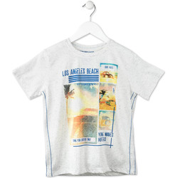 Textiel Kinderen T-shirts korte mouwen Losan 713 1021AA Grijs