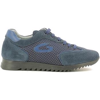 Schoenen Kinderen Lage sneakers Alberto Guardiani GK22343G Bleu