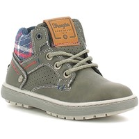 Schoenen Kinderen Laarzen Wrangler WJ16238B Zwart
