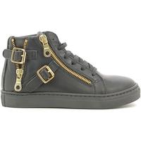Schoenen Kinderen Hoge sneakers Holalà HS050007L Zwart
