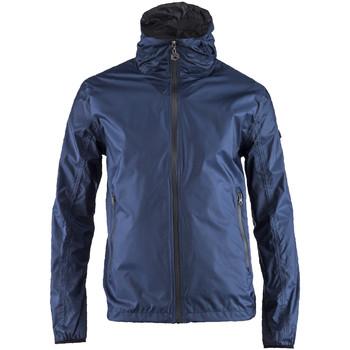 Textiel Heren Windjacken Lumberjack CM45823 002 412 Blauw